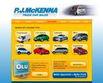 PJ McKenna Car Sales