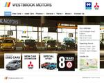Westbrook Motors Ltd. Mitsubishi