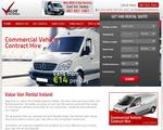 Van Hire Services Dublin