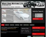 West End Motors Ltd