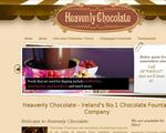 Heavenly Chocolate Fountains