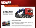 Gary Keville Transport