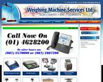 Weighing Machines Services Ireland