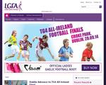 The Ladies Gaelic Football Association